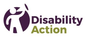 Disability Action Logo