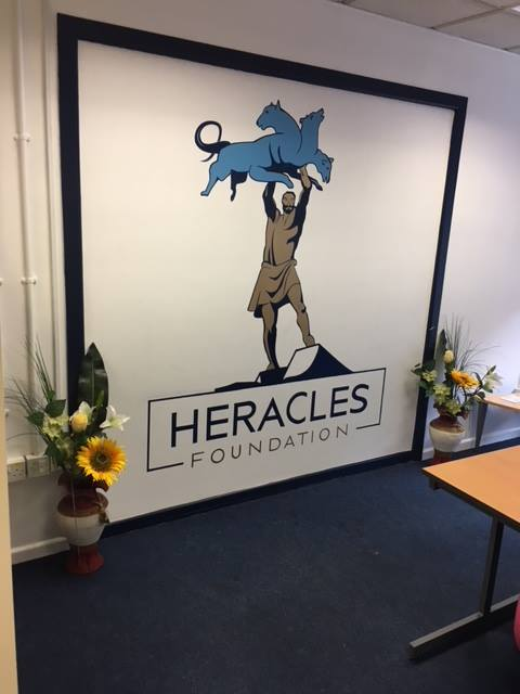 Sherry Paige, Heracles Foundation
