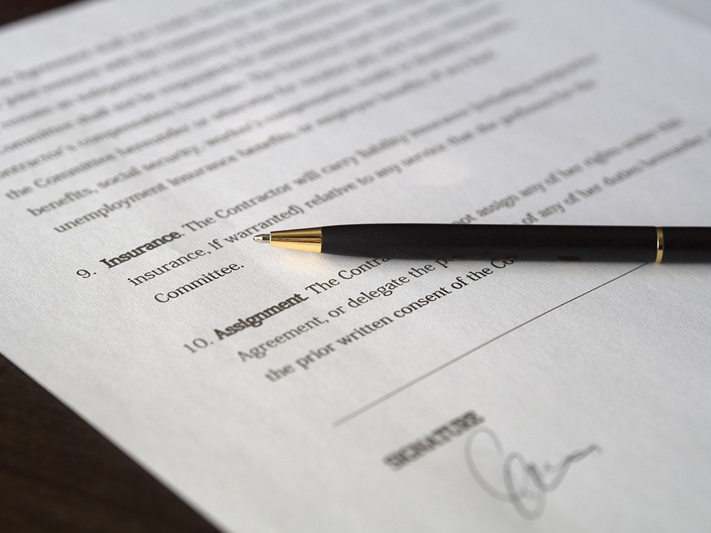 Opal People HR Consulting Contract Documentation Featured